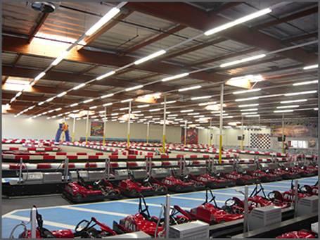 Indoor Karting Torrance Kart Racing Birthday Party La