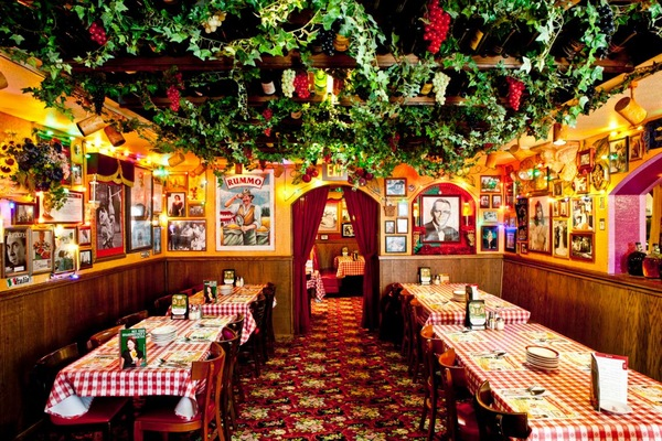 Buca di beppo twin cities burnsville party location for Best private dining rooms twin cities