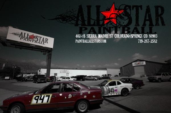 Allstar Paintball Llc