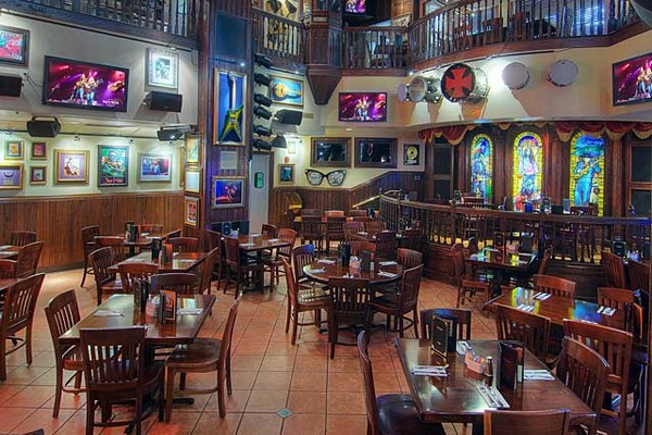 Hard Rock Cafe Riverwalk San Antonio Texas