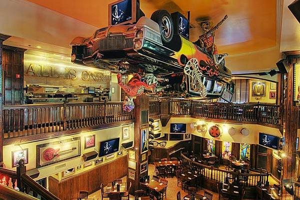 Hard Rock Cafe San Antonio Events