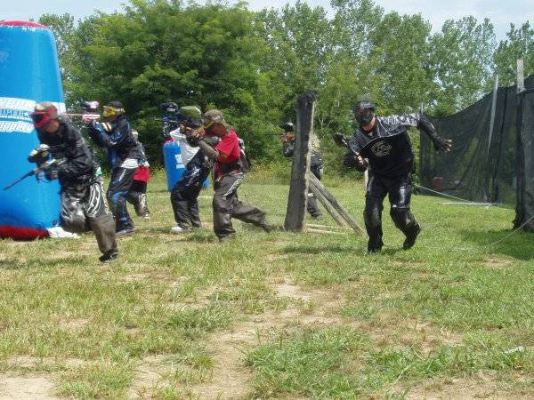 Jaegers Paintball Kansas City Corporate Events MO Birthday Parties