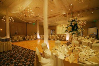 Ritz Charles Event Space Overland Park Wedding Reception Kansas Corporate Events