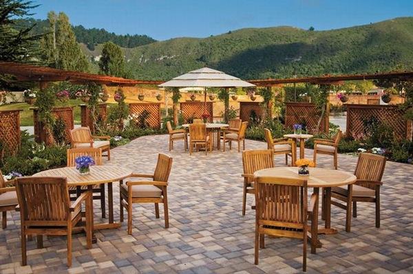 Carmel Mission Inn Private Event Space, Carmel CA Banquet