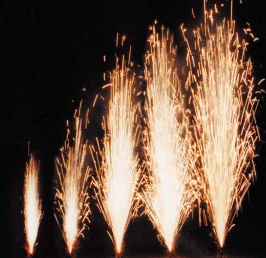 Starlight Fireworks Amp FX
