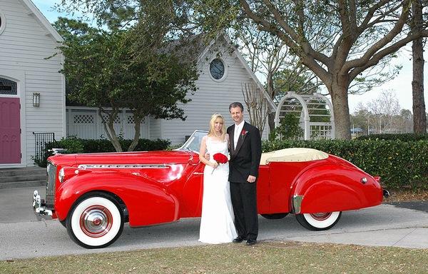 Cole's Classic Cars   Orlando Florida Wedding Transportation